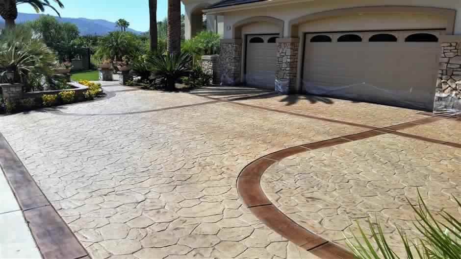 Concrete Staining Services in Orange County, CA