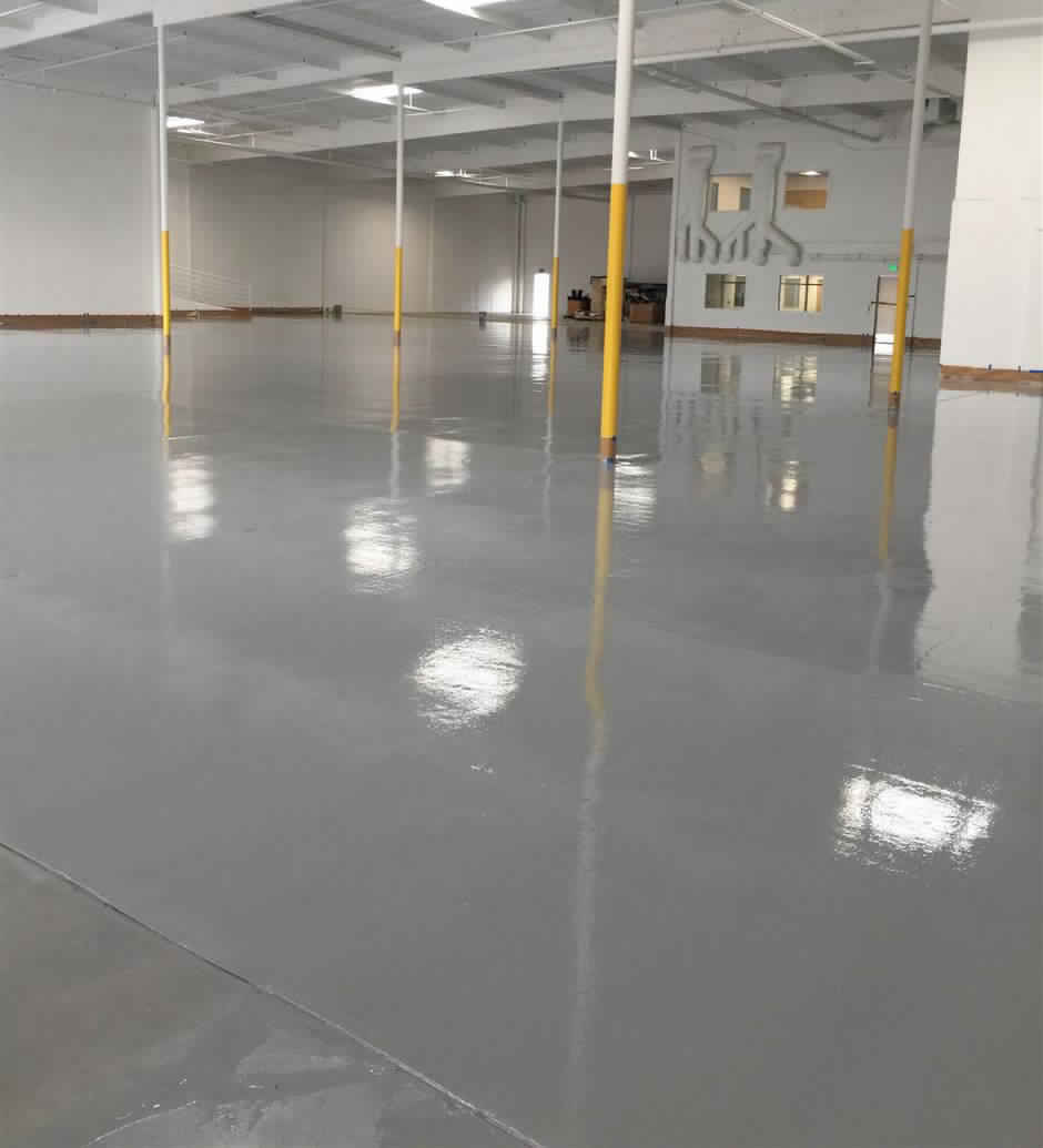 Metallic Epoxy Coatings LA & Orange County, CA